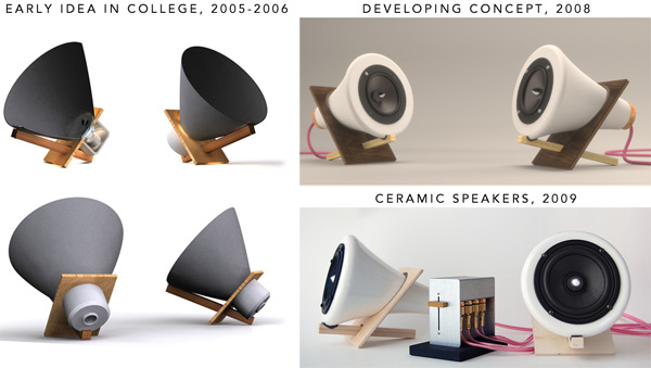 Holiday Feature! Joey Roth Ceramic Speakers Giveaway (NOTCOT Gift ...