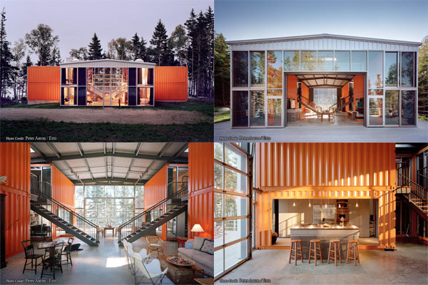 Shipping Containers as Homes Pictures 600 x 400