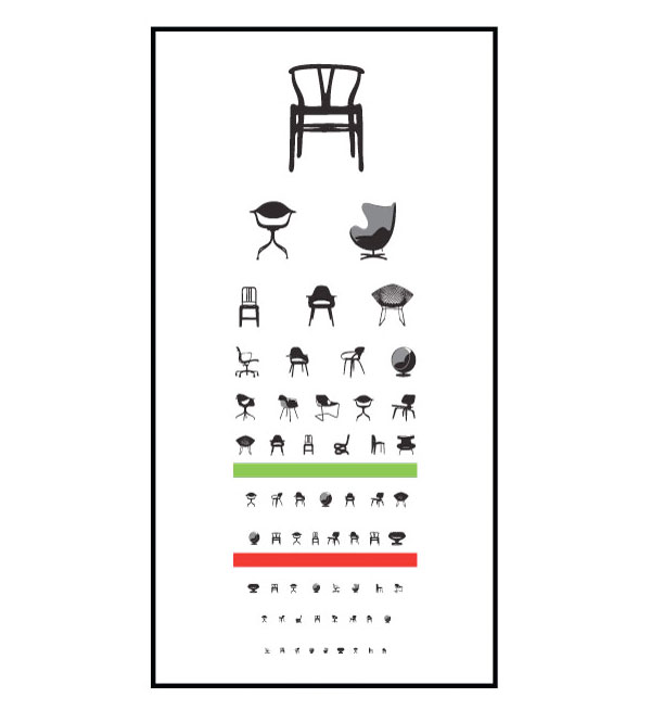 Chair Eye Exam (NOTCOT)