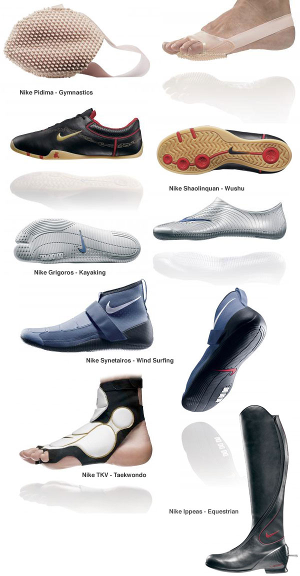 nike 2008 expression