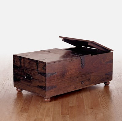 taka trunk pirate bar coffee table