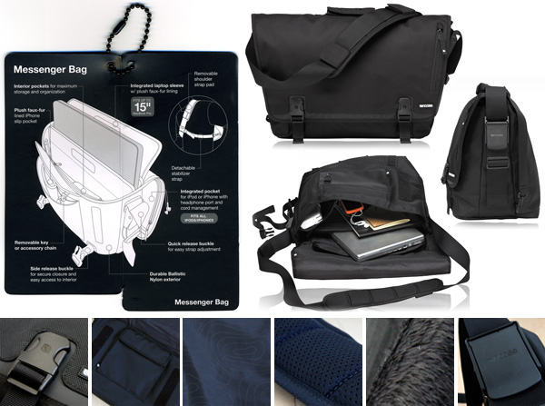 Incase Messenger Bag 10 07 08