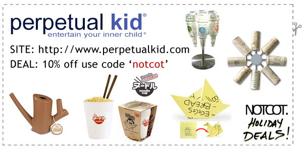 Today's top perpetual kid coupon: 10% Off On Your Orders. Get 11 coupons for