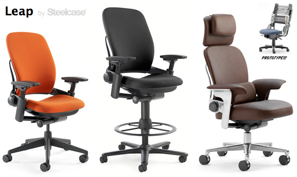 Leap Chair By Steelcase steelcase leap chair (notcot)