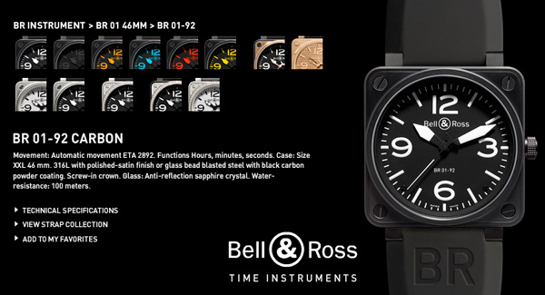 Bell And Ross 01 92