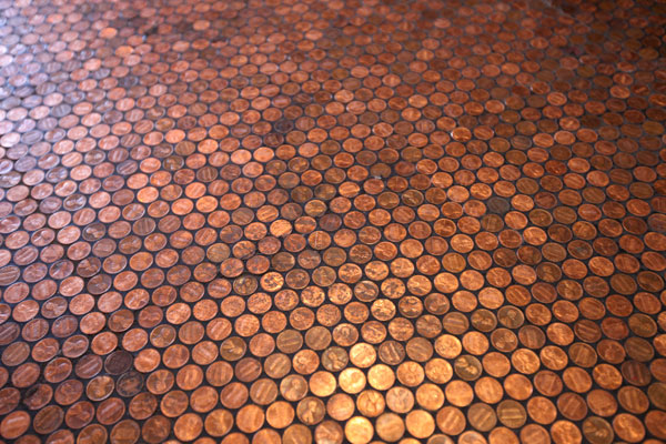 floor of pennies the standard grill notcot