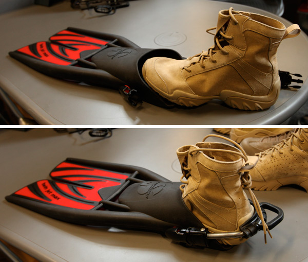 oakley military  Oakley Military to Civilian Water Boots (NOTCOT)