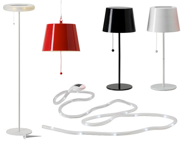 IKEA Solig Solar Lighting 2010 (