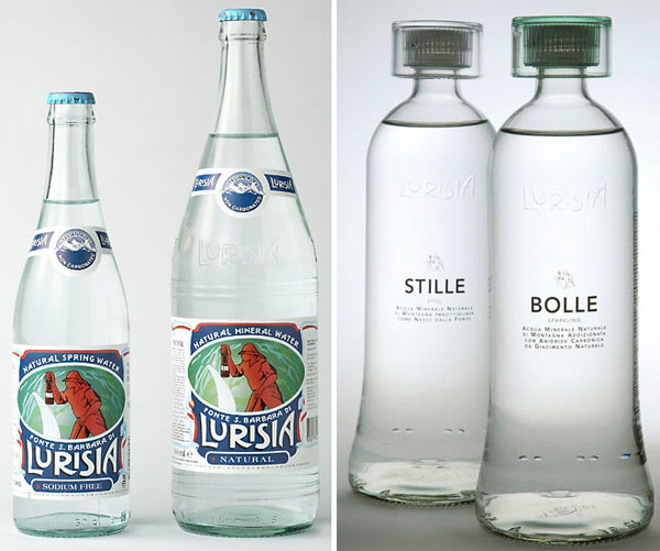 how to make a glass water bottle