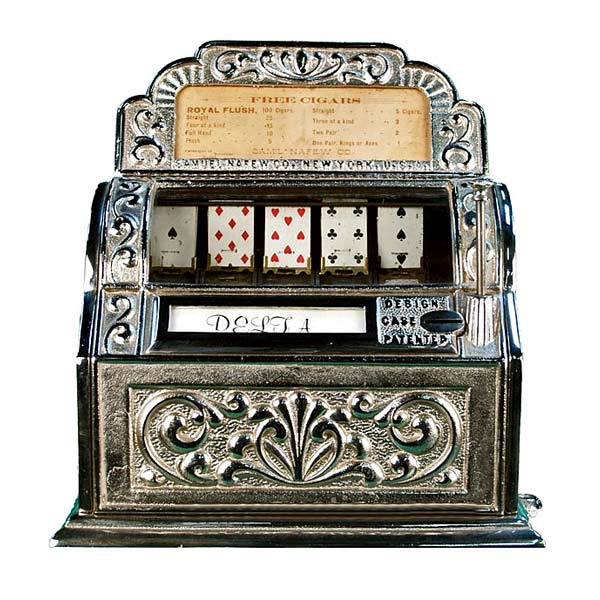 Slot Machines ~ A Design History- 06.21.10