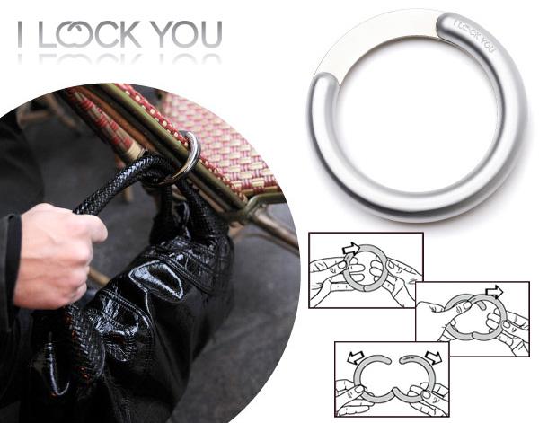 how to use aldi bag lock