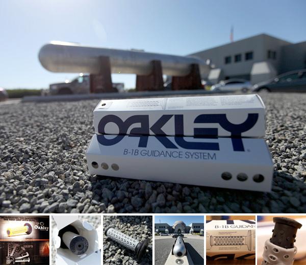 Oakley Unobtainium