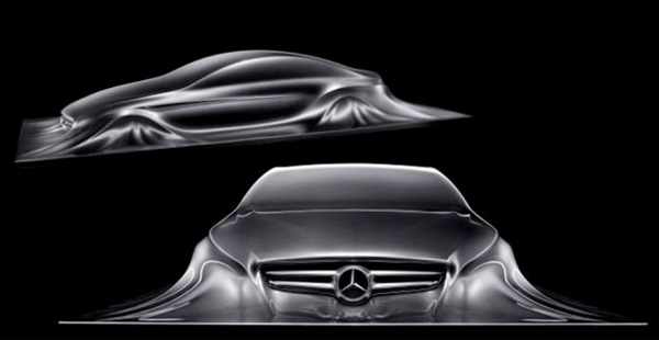 MERCEDES-BENZ SCULPTURE EXPERIMENTS