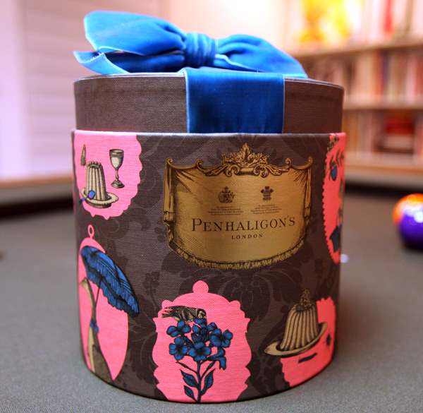 PENHALIGON'S SURPRISE HATBOX-