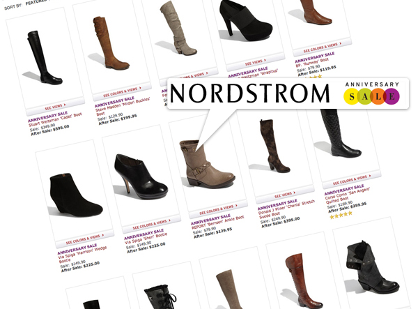 db8ea9f71 Boots! Nordstrom's Anniversary Sale- 07.20.11