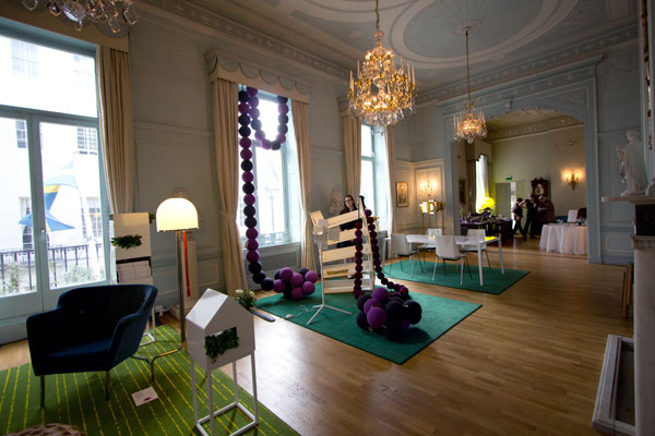 Hemma - Swedish Design Goes London- 09.18.11