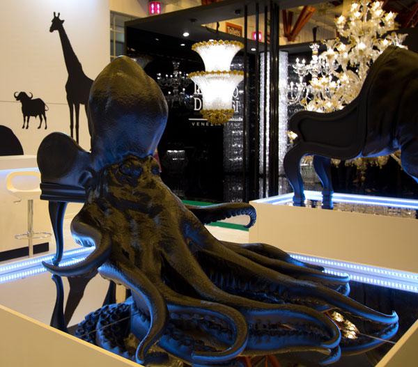 Octopus Chair maximo riera at 100% design (notcot)