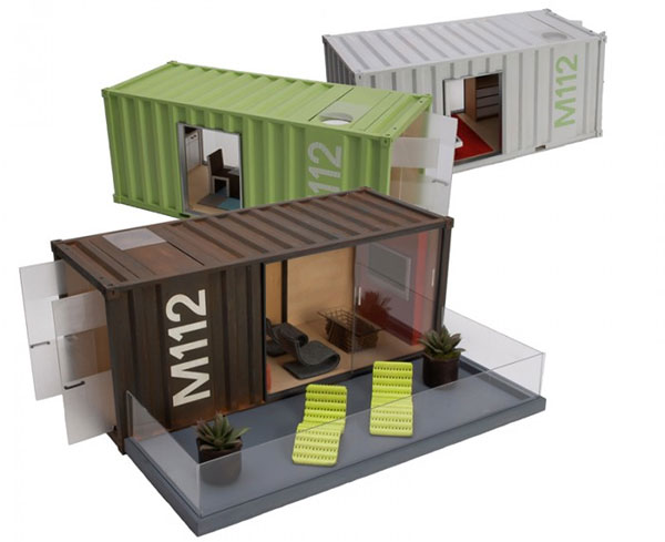 Model Shipping Container Homes Notcot