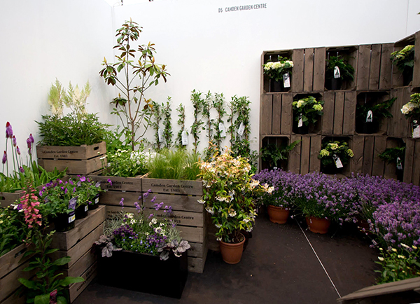 Garden Centre: Grow London 2014 (NOTCOT