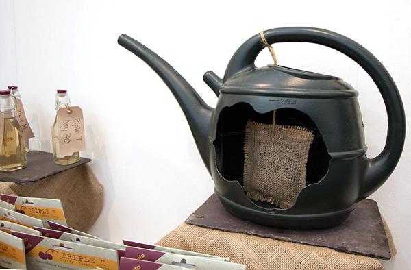 Old Mucker: Fertilizer Tea Bags