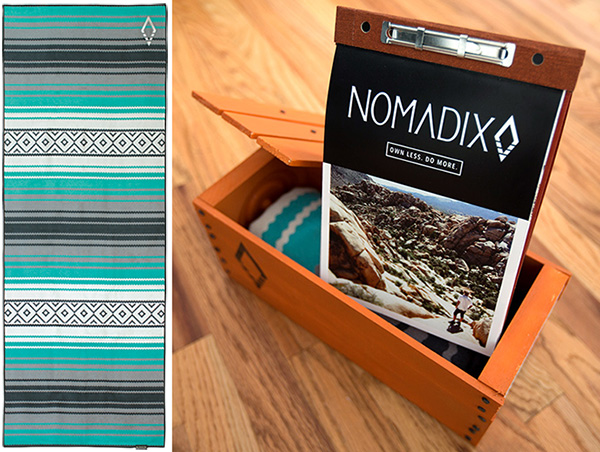 Nomadix Towels