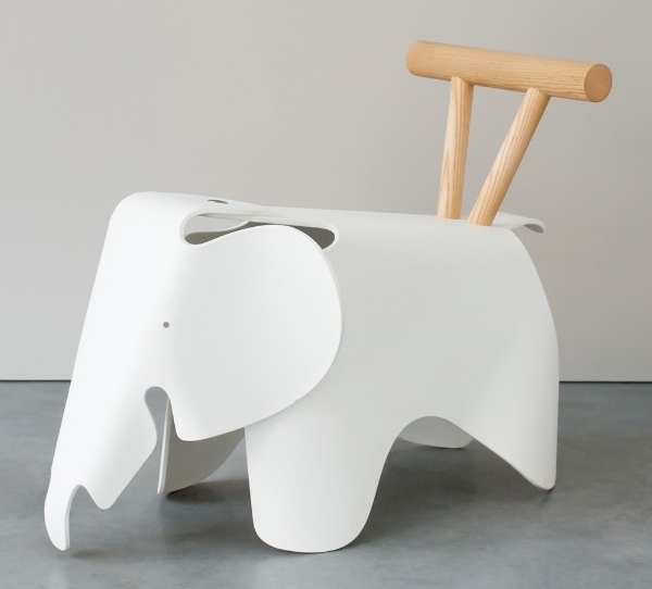 vitra eames elephants a child s dream notcot. Black Bedroom Furniture Sets. Home Design Ideas