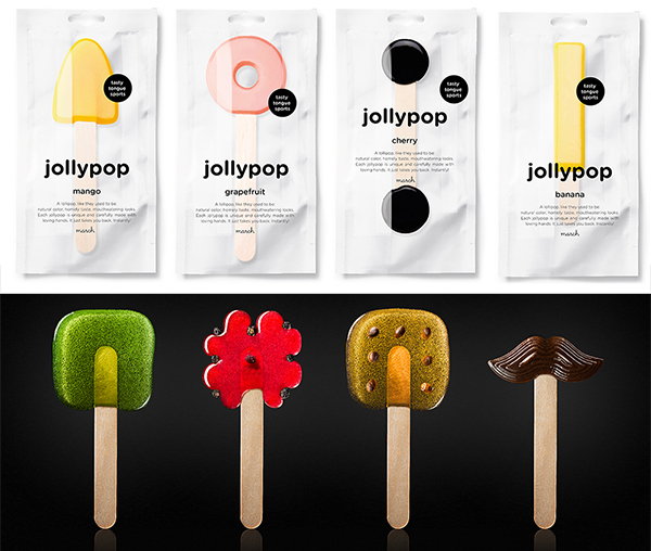 MARCH: Jollypop