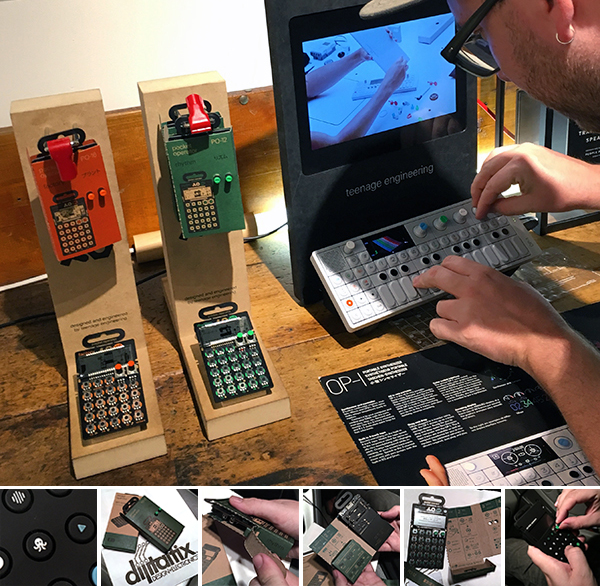 Unboxing: Teenage Engineering PO-12