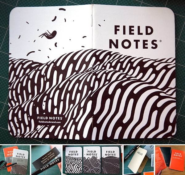 Brendan Monroe (+ Expedition) Field Notes