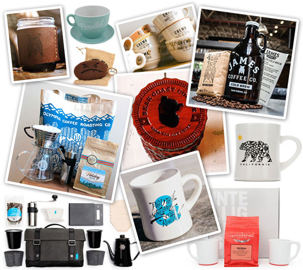 Gift Guide: Coffee Roaster Merch