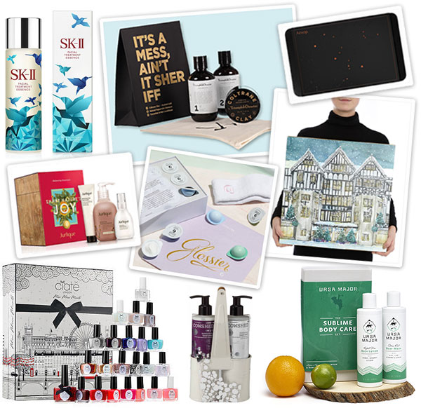 Gift Guide: Packaging & Pampering