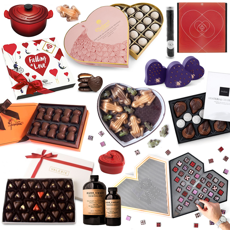 Gift Guide: Valentine's Day Chocolates