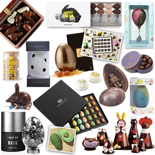 Gift Guide: Easter Chocolates