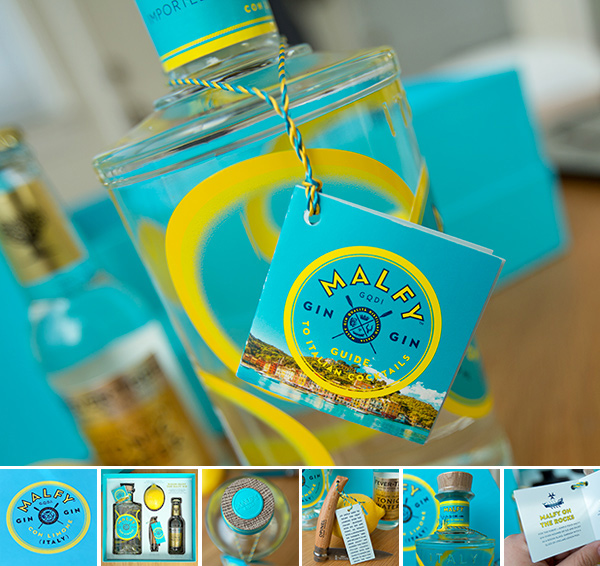 Unboxing: Malfy Gin con Limone