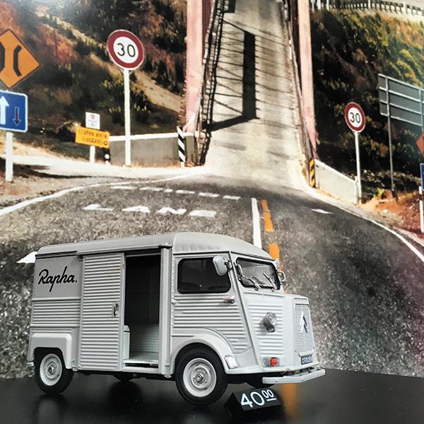Rapha Citroen H Van Toy