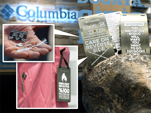 Columbia Survival Labels
