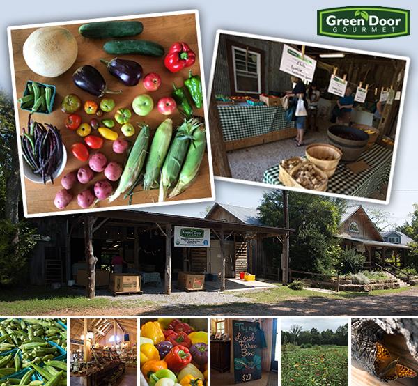 Green Door Gourmet Local Farm Box CSA