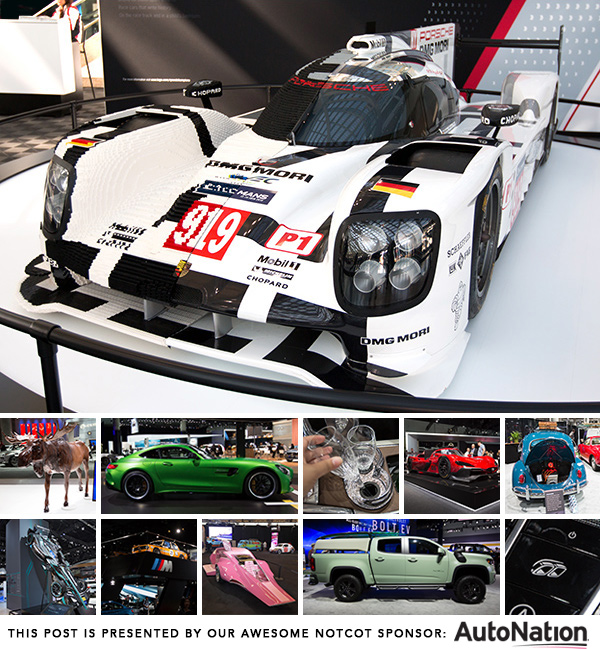 Inspiration: LA Auto Show 2016