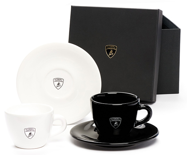 Luxury Auto Espresso Cups, Etc. (NOTCOT