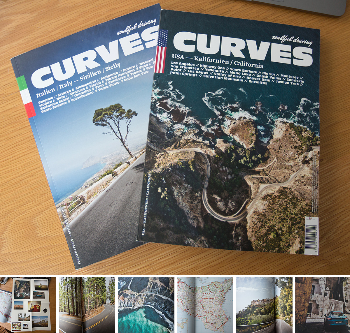 CURVES: Soulful Driving Magazine