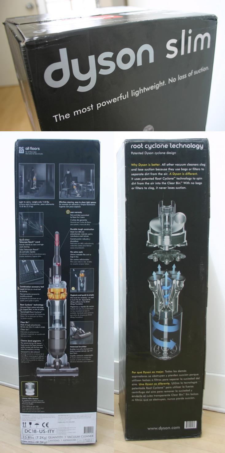 Dyson Ball Vacuum