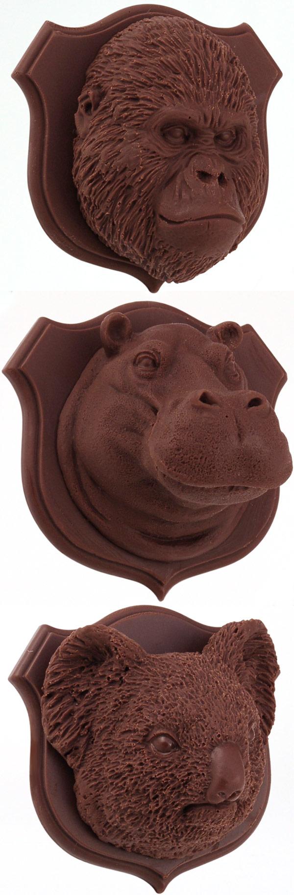 动物巧克力_卖女孩的小火柴