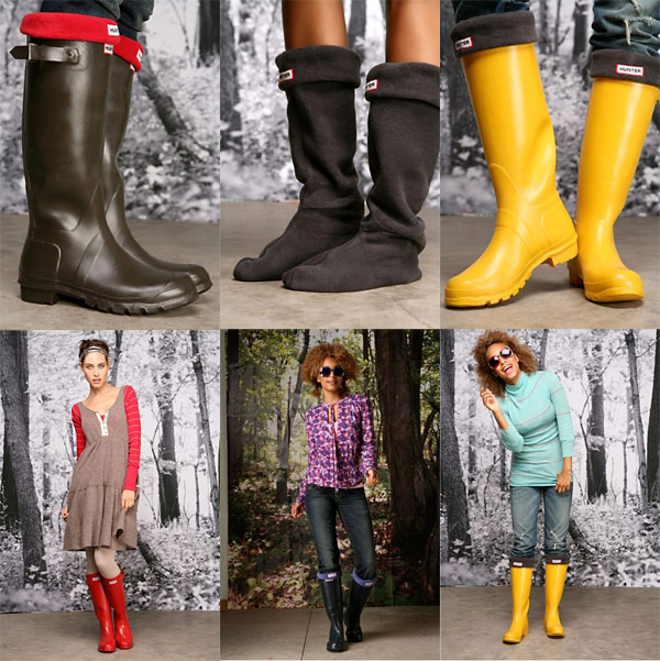 Where can you buy hunter rain boots. Shoes online
