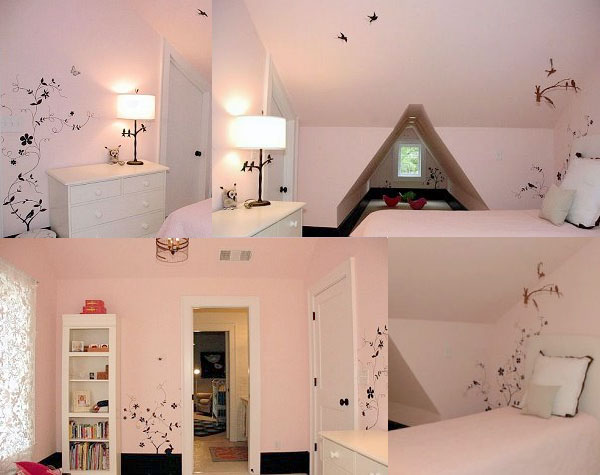 Dream kid s room notcot for A girl room decoration