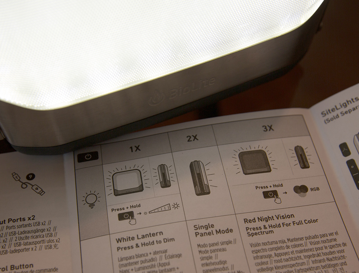 Unboxing Biolite Sitelight Mini And Xl Notcot Wiring Diagram Here Are A Peek At The Cute Instructional Diagrams